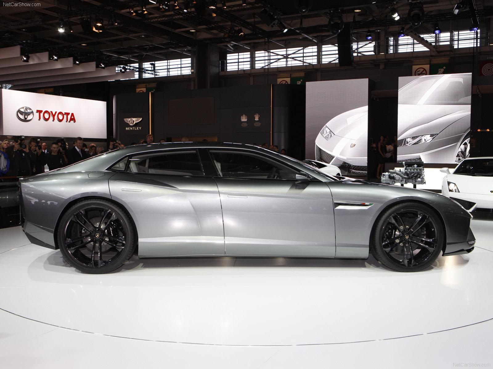 Lamborghini Estoque Concept 2008 Googleanz